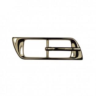 Пряжка металлическая, 1.5см, цвет никель