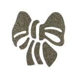 Аппликация термоклеевая Сваровски (большой бант)
