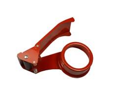 Диспенсер держатель для скотча металлический