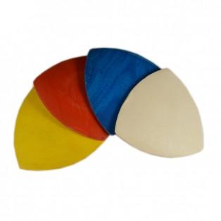 Мел портновский цветной набор, цвет разноцветный