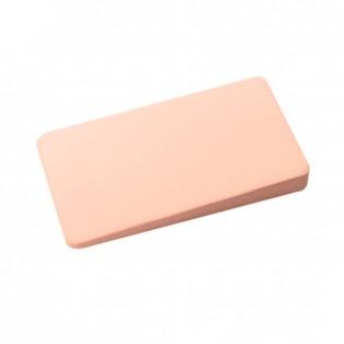 Мел портновский прямоугольный,, цвет розовый