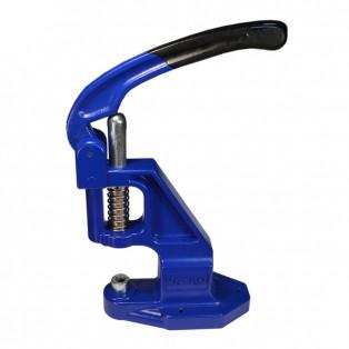 Пресс ручной для установки металлической фурнитуры, d=6мм, цвет синий