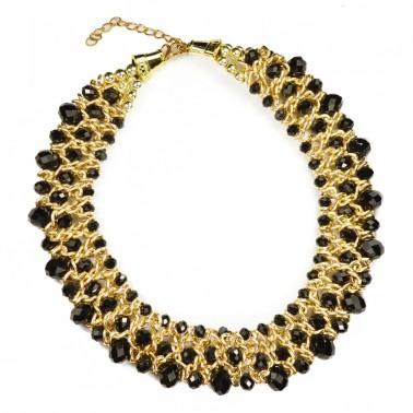 Украшение декоративное, цвет золото+черный