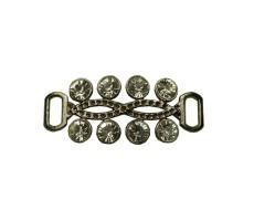 Протяжка-украшение металлическое