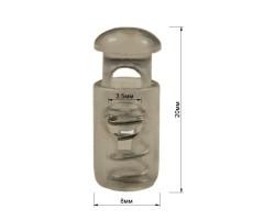 Фиксатор (зажим) пластиковый