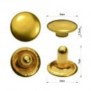 Хольнитен металлический,  8мм, цвет золото