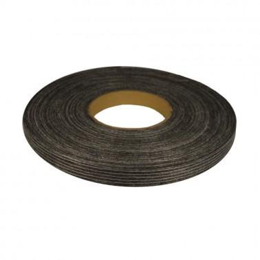 Лента флизелиновая прошивная 1см, цвет серый