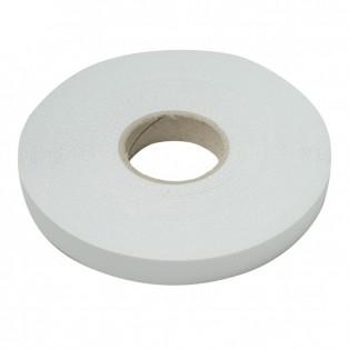 Лента клеевая из нетканых материалов 2см, цвет белый