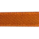 Лента атласная 0.6см, цвет 21DS оранжевый