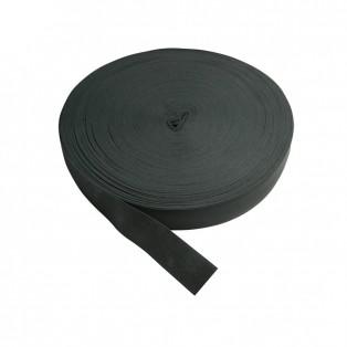 Резинка 2.5см, цвет черный