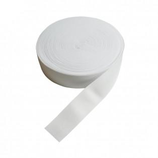 Резинка 6см, цвет белый