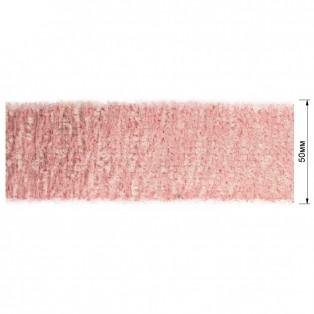 Резинка декоративная 5см,  цвет розовый