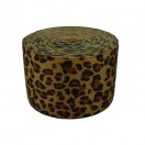 Резинка поясная 6см, цвет леопард