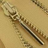 Молния металлическая разъёмная 3Т,55см, слайдер 5071, зубцы золото, цвет 227D