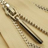 Молния металлическая разъёмная 3Т,55см, слайдер 5071, зубцы никель, цвет 801D