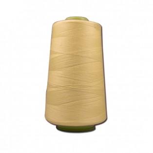 Нитки швейные 40/2 п/э, цвет 101