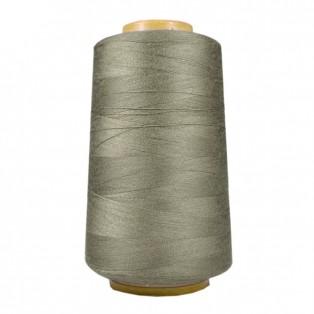 Нитки швейные 40/2 п/э, цвет 340-серый